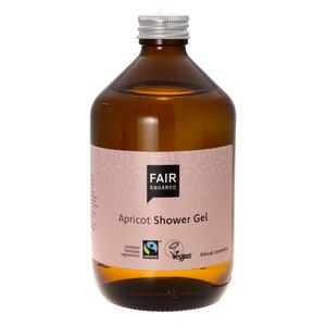Fair Squared Shower apricot 500ml - Fair Squared
