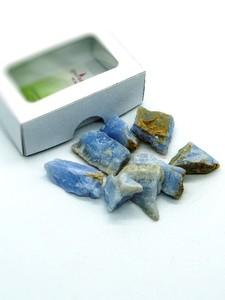 Chalcedon Wassersteine in Pappschachtel - quintESSENCE Wassersteine - OneWorldMinerals