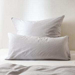 michel - kopfkissenbezug aus 80% baumwolle (kbA) und 20% leinen - erlich textil