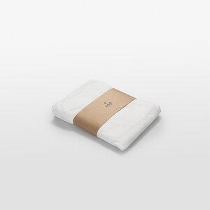 lasse - Spannbettlaken aus 100% Baumwolle (kbA), ungebleicht - erlich textil