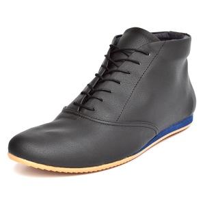 '85v Black / Blue vegane Sneaker - SORBAS