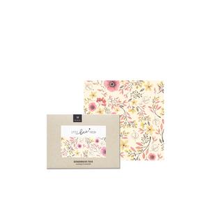 """Bienenwachstuch """"Mittel"""" - 25x25 cm - little bee fresh"""