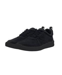 Damen Sneakers in all black von MELAWEAR - Fairtrade & GOTS zertifiziert - MELAWEAR