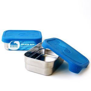 Lunchbox | BLUE WATER BENTO | Splash Box - ECOlunchbox
