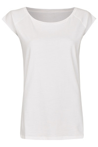 Basic Bio-T-Shirt Rundhals (Ladies) Nr.3 - Brandless