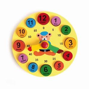 """Puzzle Uhr """"Bär"""" - El Puente"""