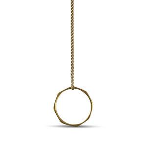 Halskette Edges, Messing - ting goods