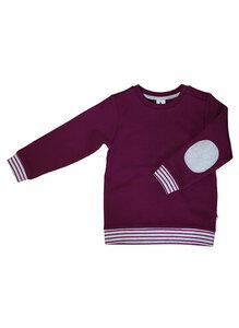 Fleece Sweatshirt Bio-Baumwolle Langarmshirt Pullover  - Leela Cotton