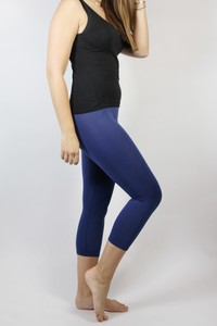 Bio Capri Leggings, 3/4 Leggings - Frija Omina