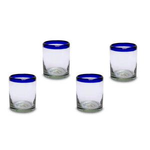 Gläser 4er Set, Wasser- oder Whiskeyglas - Mitienda Shop