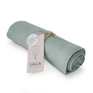 Windeltuch aus Bio Baumwolle Musselin 70×70 cm | GOTS | Saga Copenhagen - Saga Copenhagen