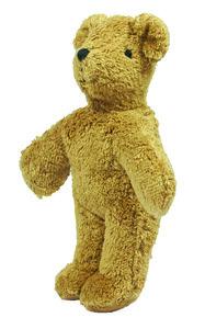 Kuscheltier Schlenkertier Bio Teddy *Bär beige* | Senger Naturwelt - Senger Naturwelt