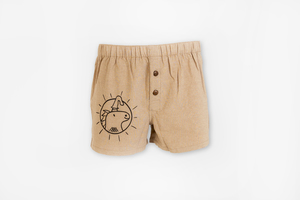 HH Horny Pony Shorts - Himal Hemp
