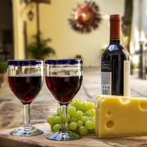 Weinglas 2er Set | 10 cm - Mitienda Shop
