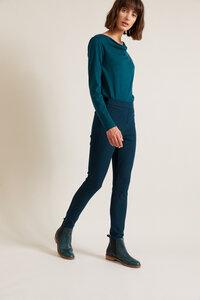 SLIM-FIT HOSE aus Bio-Baumwolle GOTS - LANIUS