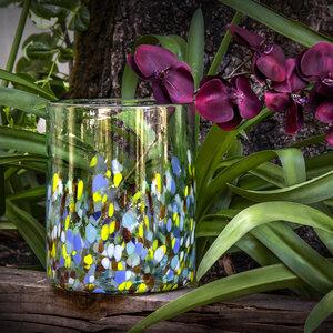 Dekovase Confetti | Blumenvase groß - Mitienda Shop