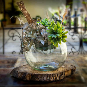 Blumenschale | Dekoschale - Mitienda Shop