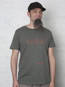 High & Deep Boy-T-Shirt - T-Shirtladen-Marktstrasse GmbH