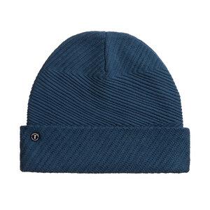 Mütze Blau Bio Fair - THOKKTHOKK