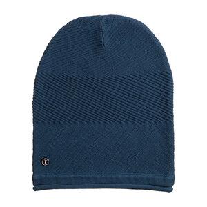 Mütze Crazy Blau Bio Fair - THOKKTHOKK