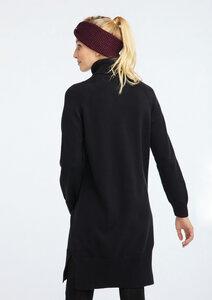 Raglan Turtleneck Knit Dress - recolution