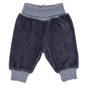 Nicki Babyhose dunkelblau aus Bio-Baumwolle - People Wear Organic