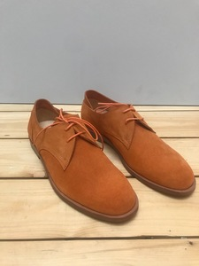ekn footwear maple tomato suede - ekn footwear