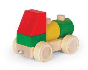 Steckklötze LKW 5 teilig - Varis Toys