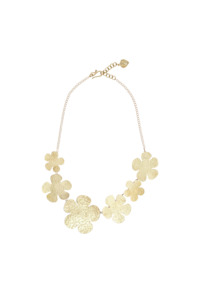 Halskette Daisy Necklace - People Tree