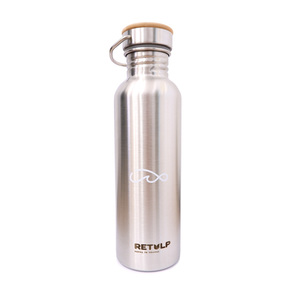 Wavinity - Trinkflasche - Steel - dressgoat