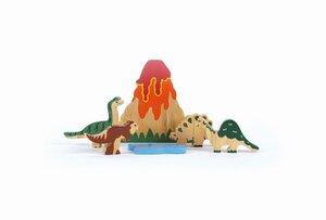 Dinosaurier Landschaft - El Puente