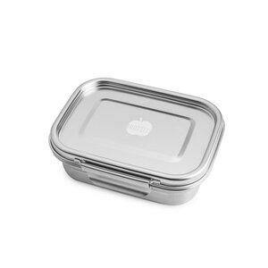 """Dichte Lunchbox """"BUDDY"""" aus Edelstahl, 780 ml - Brotzeit"""