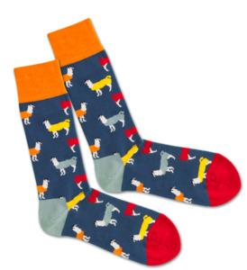 Socken - Water Lama - Dilly Socks
