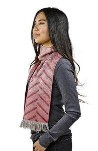 100% Baby Alpaka Schal Rosie für Damen One Size - AlpacaOne