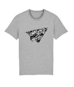 "be free - Unisex Shirt ""Flieger"" - basics - DENK.MAL Clothing"