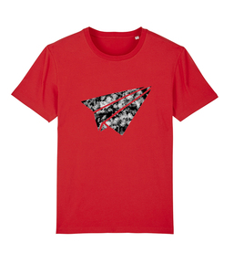 """be free - Unisex Shirt """"Flieger"""" - colors - DENK.MAL Clothing"""