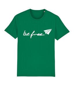 be free - Unisex Logo-Shirt - be free shoes