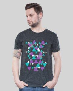 """Shirt Men """"Triangle"""" - SILBERFISCHER"""