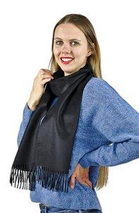 AlpacaOne Premium 100% Baby Alpaka Schal Damen Herren Moskau One Size - AlpacaOne