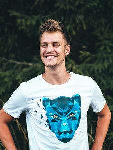 Herren Shirt Panther - eco & fair - CircleStances