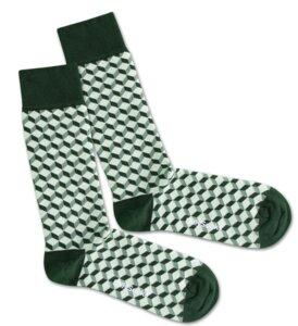 One Size Socken - Botanic Dice - Dilly Socks