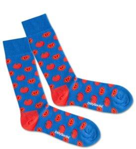 Unisex Socken - Lake Tomato - Dilly Socks
