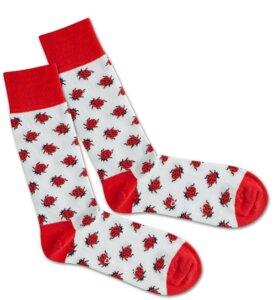 One Size Socken - Snow Bug - Dilly Socks