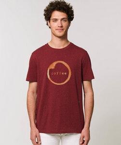 T-Shirt mit Motiv / Coffee - Kultgut