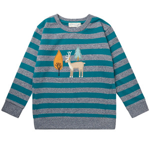 Sweater Hirsch im Wald - Sense Organics & friends in cooperation with GARY MASH
