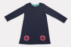Leela Lion Sweatshirt Kleid - Cooee Kids