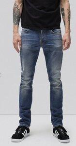 Grim Tim Sentimental Blue - Nudie Jeans