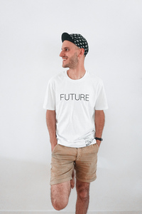 T-Shirt - FUTURE will pay you back - Tomorrow