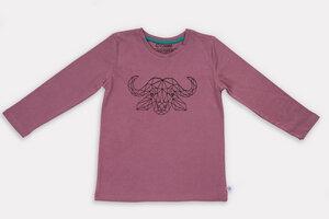 Bertie Buffalo Langarm-Shirt - Cooee Kids