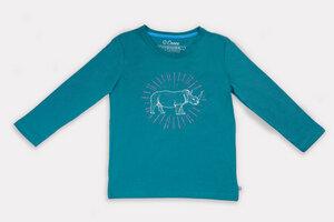 Rhino Spark Langarm-Shirt - Cooee Kids
